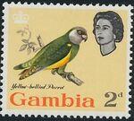 Gambia 1963 Birds d