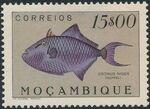 Mozambique 1951 Fishes u