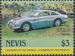 Nevis 1984 Leaders of the World - Auto 100 (1st Group) x