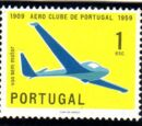 Portugal 1960 The 50th Anniversary of the Aero Club of Portugal