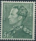 Belgium 1936 King Leopold III (1st Group) e
