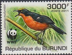 Burundi 2011 WWF Papyrus Gonolek b