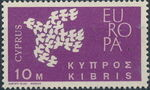 Cyprus 1962 EUROPA - CEPT a
