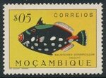 Mozambique 1951 Fishes a