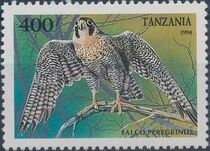 Tanzania 1994 Birds of Prey g