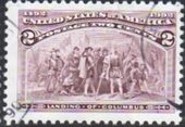 United States of America 1992 Voyages of Columbus d