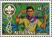 Aitutaki 1983 15th World Scout Jamboree (Semi-Postal Stamps) b