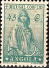 Angola 1932 Ceres - New Values h