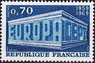France 1969 EUROPA b