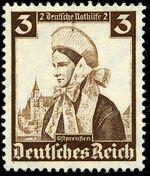 Germany-Third Reich 1935 Regional Costumes a