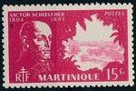 Martinique 1945 Victor Schoelcher r