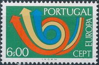 Portugal 1973 Europa c