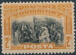Romania 1906 40th Anniversary of the Reigning of Karl I k