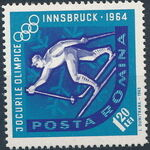 Romania 1963 9th Winter Olympic Games in Innsbruck h