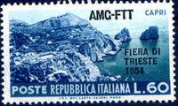 Trieste-Zone A 1954 Trieste Fair b