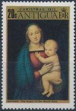 Antigua 1973 Christmas c