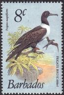 Barbados 1979 Birds d