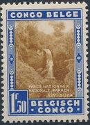 Belgian Congo 1938 International Congress of Tourism - National Parks c