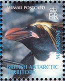 British Antarctic Territory 2003 Penguins of the Antarctic b