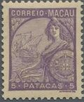 Macao 1934 Padrões u