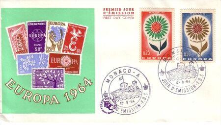 Monaco 1964 Europa g