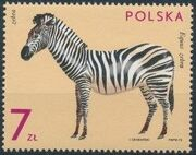Poland 1972 Zoo Animals i