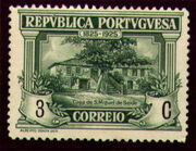 Portugal 1925 Birth Centenary of Camilo Castelo Branco b