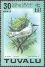 Tuvalu 1978 Wild Birds of Tuvalu c