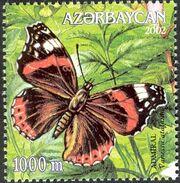Azerbaijan 2002 Butterflies and Moths d