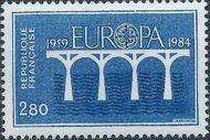 France 1984 EUROPA b
