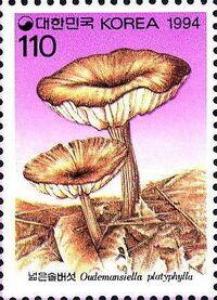Korea (South) 1994 Mushrooms (2nd Issue) a