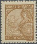 Macao 1934 Padrões a