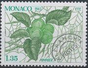 Monaco 1983 The Four Seasons of the Apple Tree b