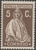 Portugal 1926 Ceres (London Issue) d