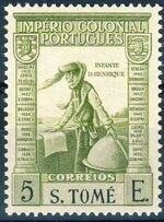 St Thomas and Prince 1938 Portuguese Colonial Empire (S. Tomé) p