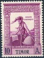 Timor 1938 Portuguese Colonial Empire h