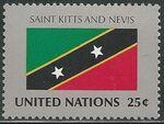 United Nations-New York 1989 Flag Series o