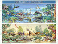 United States of America 1997 The World of Dinosaurs Sb.jpg