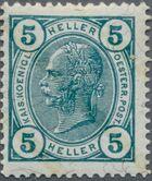 Austria 1904 Emperor Franz Joseph d