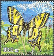 Azerbaijan 2002 Butterflies and Moths b