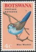 Botswana 1967 Birds d