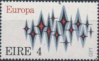Ireland 1972 Europa a