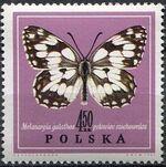 Poland 1967 Butterflies h