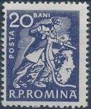 Romania 1960 Professions d