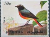 Fujeira 1971 European birds