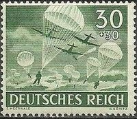 Germany-Third Reich 1943 Armed Forces and Heroes Day j