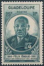 Guadeloupe 1945 Felix Eboue b