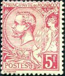 Monaco 1891 Prince Albert I j