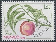 Monaco 1982 The Four Seasons of the Peach Tree b