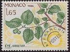 Monaco 1986 The Four Seasons of the Hazel Nut Tree b
